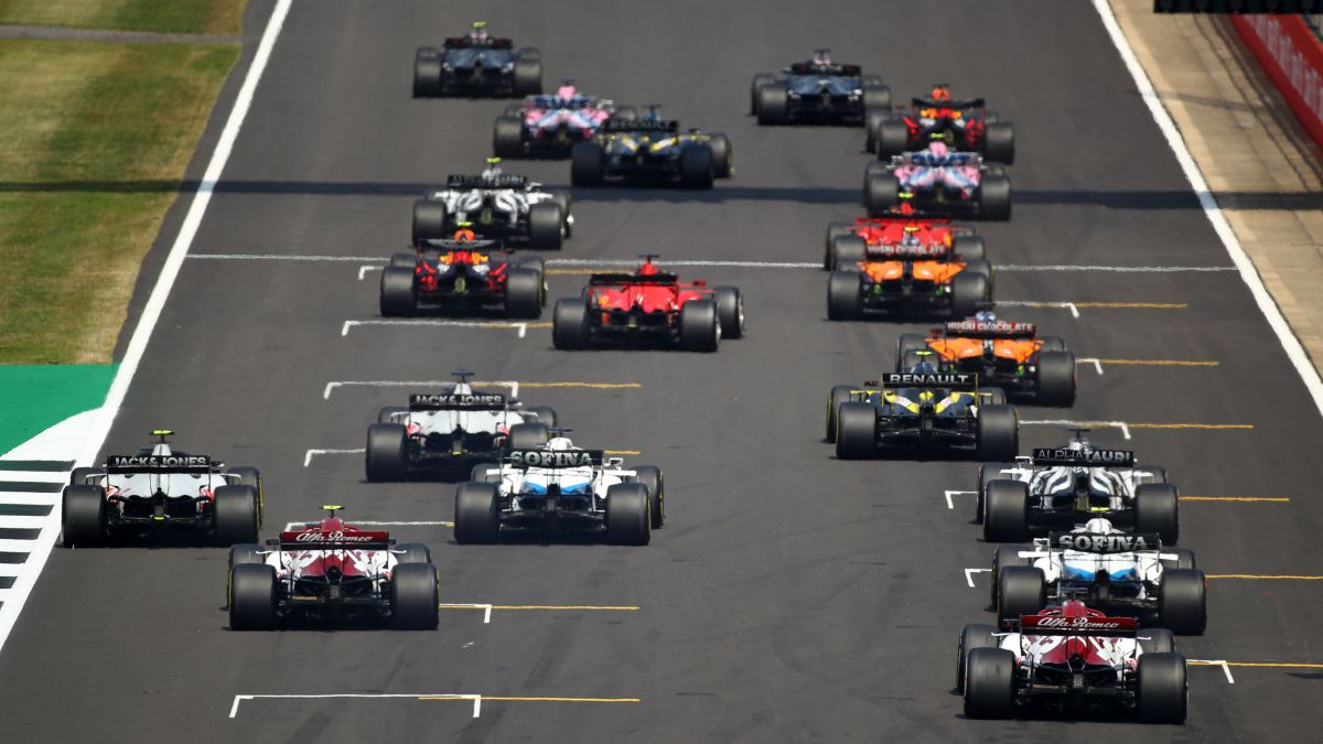 F1 2021: preseason test, team presentations and when the World Cup begins