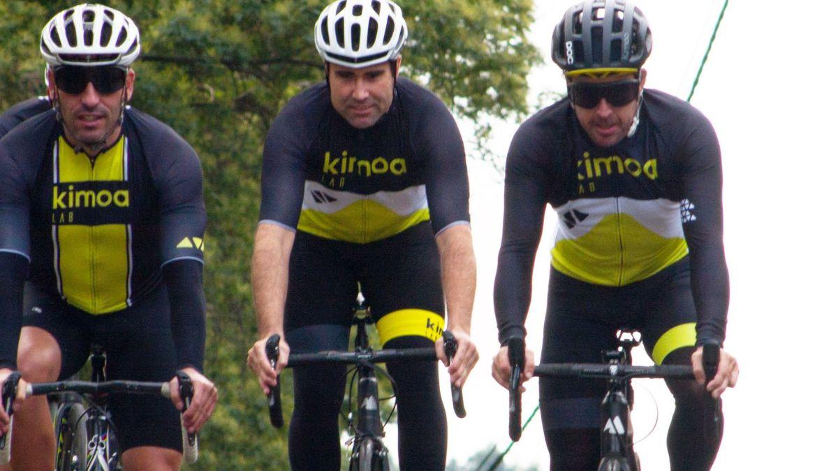 Alonso, hospitalizado tras sufrir un accidente mientras entrenaba en bicicleta