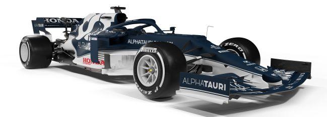 Alpha Tauri AT02.