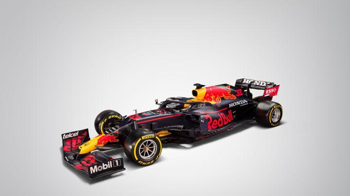 Red Bull presenta el coche que aspira a destronar a Mercedes