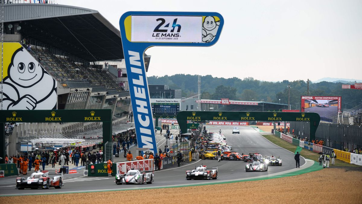 Se retrasan las 24H de Le Mans