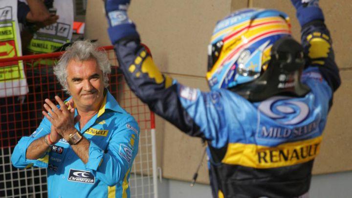 Briatore aconseja a Alpine focalizarse al 100% en la F1 2022