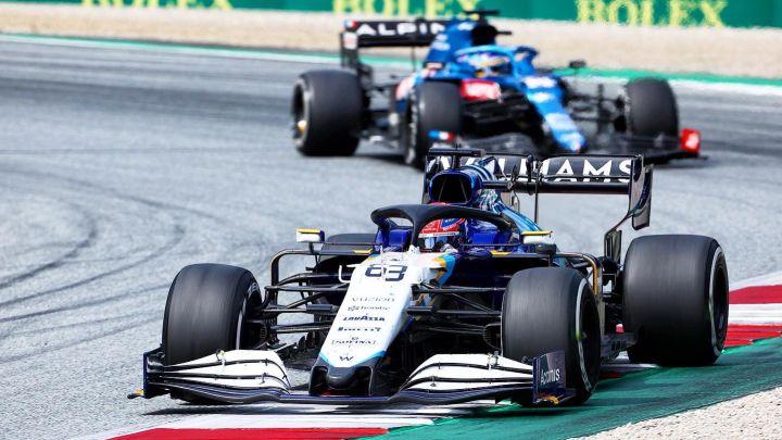 """""""Si puedes escoger al piloto que tienes detrás, nunca es Alonso"""""""