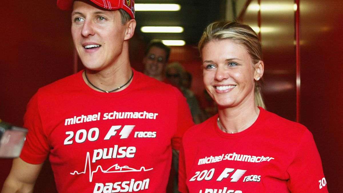 """Schumacher sobrevive gracias a Corinna, pero con consecuencias"""" - AS.com"""