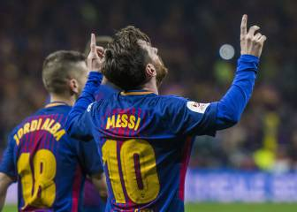 Messi equals Zarra's 68-year-old Copa del Rey final record