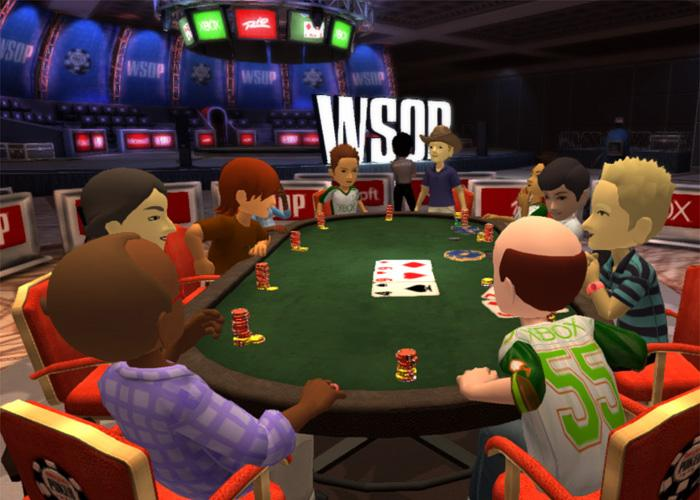 Online poker room for friends