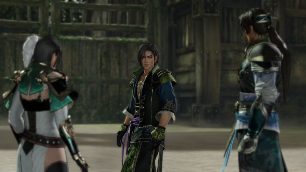 Más personajes para Dynasty Warriors 8: Xtreme Legends