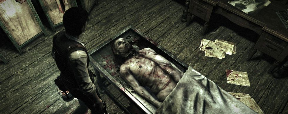The Evil Within se retrasa hasta el 24 de octubre (vídeo)