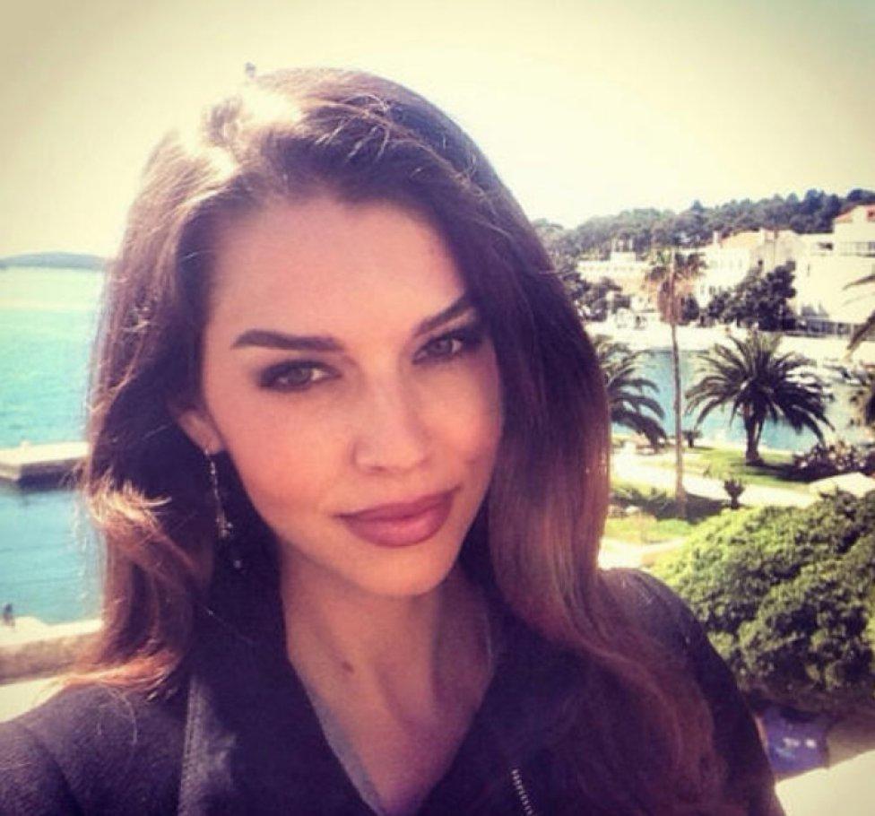 Iris Kavka, la eslovaca hace sombra a Irina Shayk