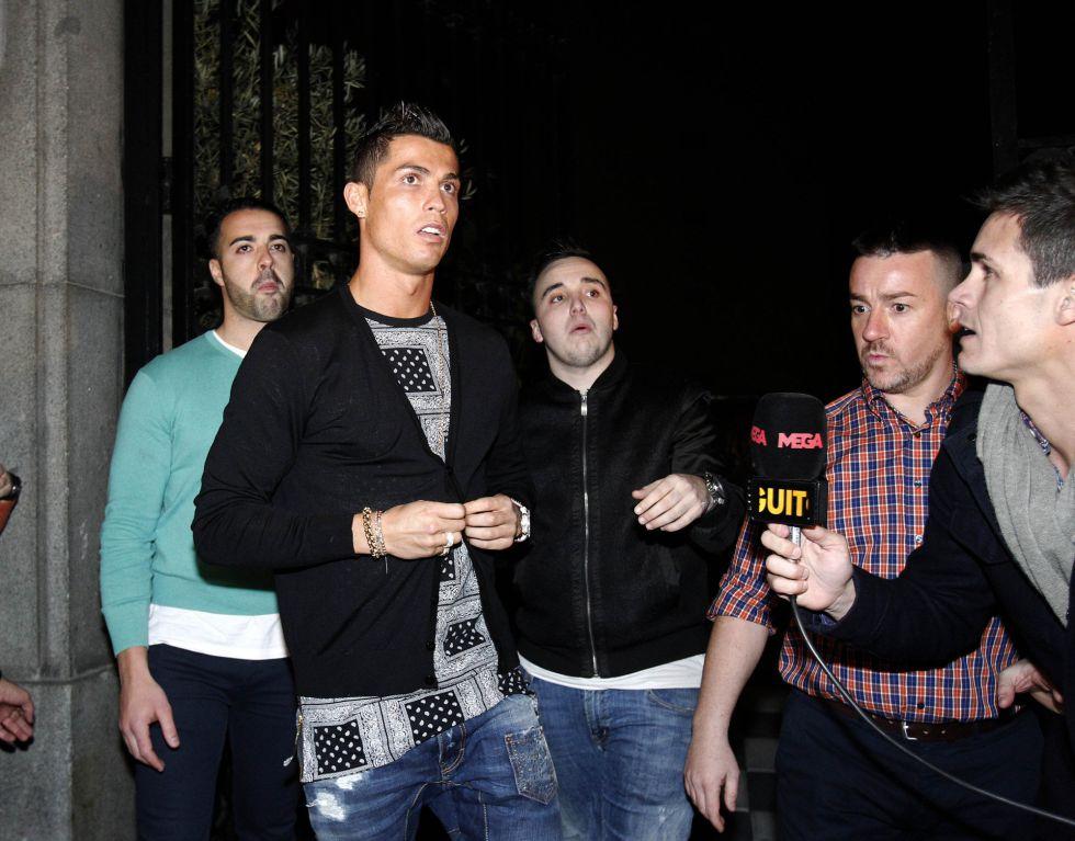 Famosos en Navidad en Madrid 10 locales para los 'cazaselfies' de futbolistas en Madrid - AS.com