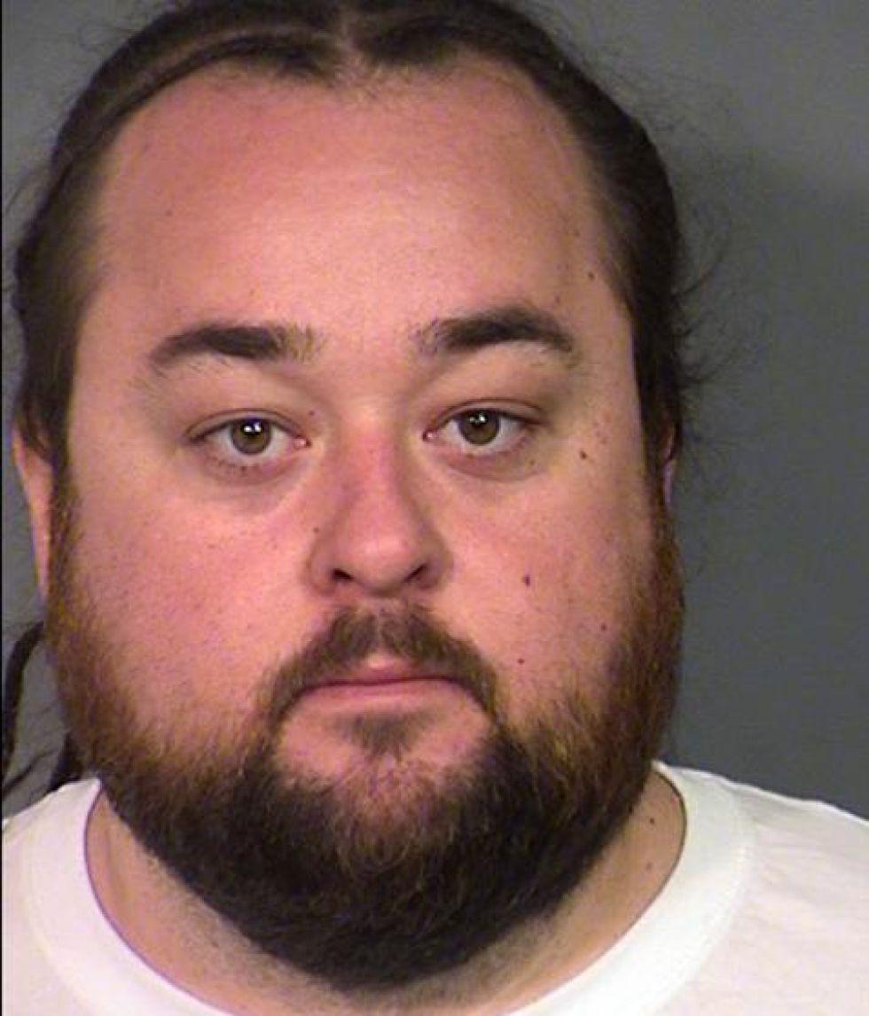 Chumlee, el despistado de 'El precio de la historia', detenido por acoso, armas y droga - AS.com