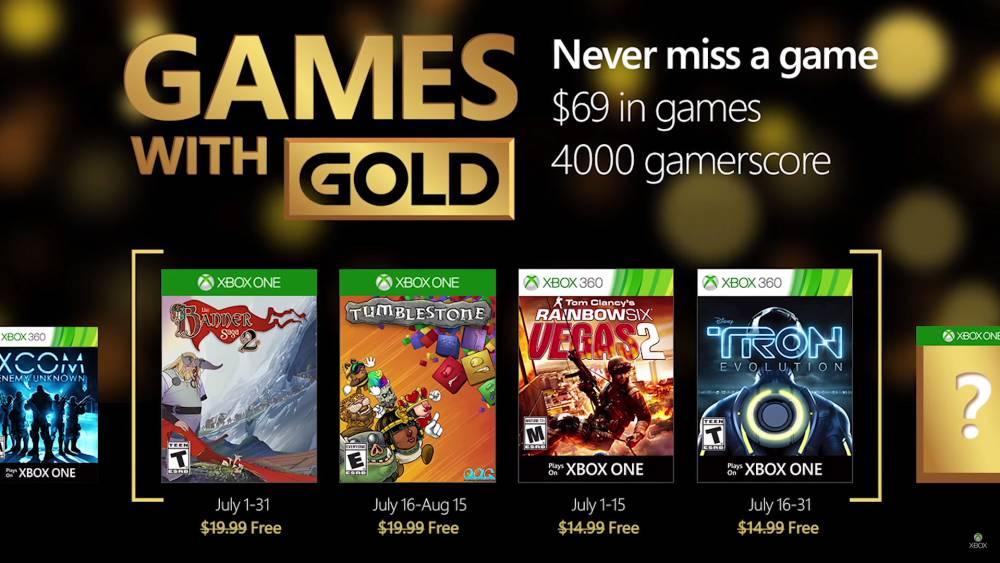 Videojuegos Juegos Gratis En Julio De 2016 En Xbox One Y Xbox 360