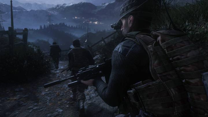 Call of Duty: Modern Warfare Remastered ya está para PS4