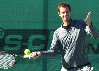 Andy Murray rememora su pasado en Barcelona