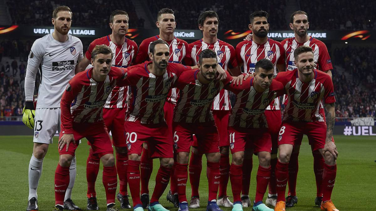 La final de la Supercopa de Europa para ganársela al Madrid es el gran aliciente de Simeone