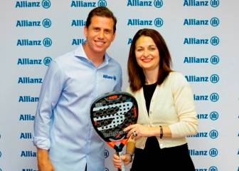 Allianz y Paquito Navarro crean el Junior Padel Camp