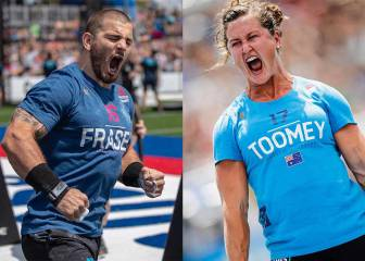 Espectacular primer día en CrossFit Games 2018
