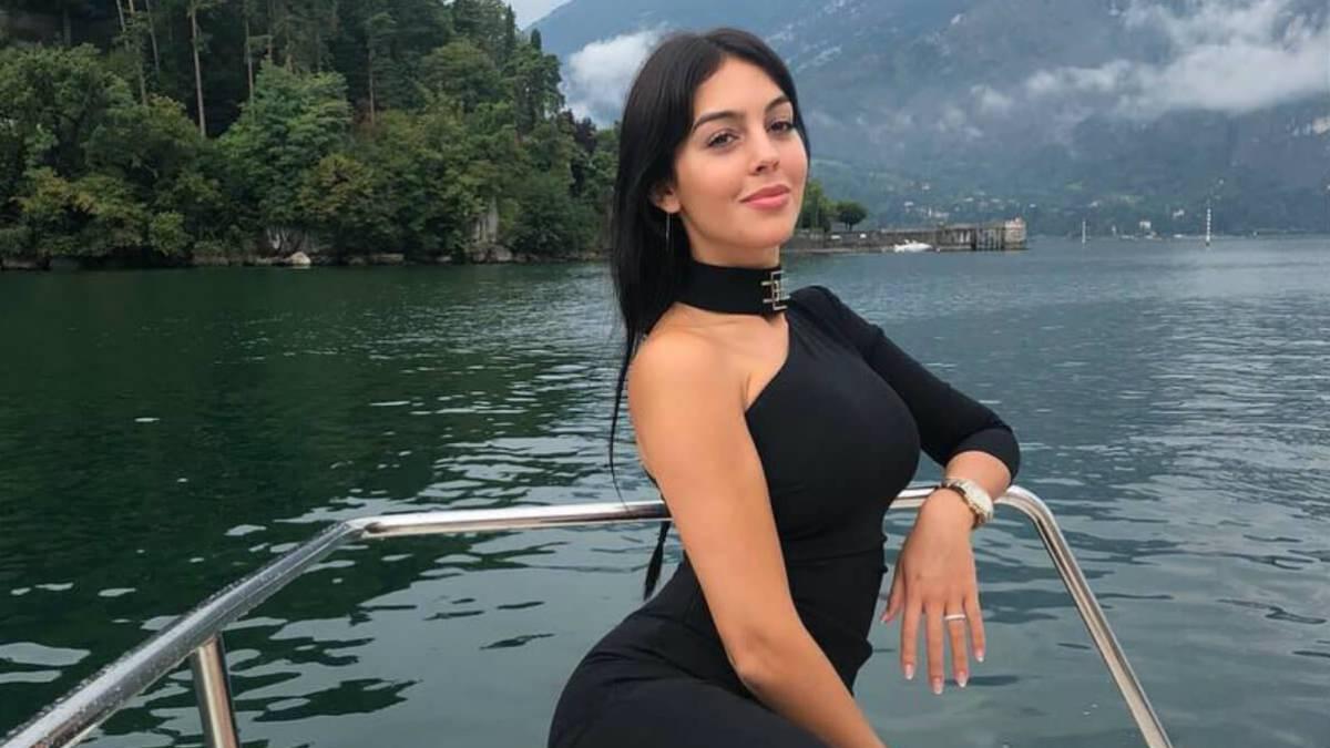 Georgina Rodríguez sigue los pasos de la reina de Instagram, Kim Kardashian.