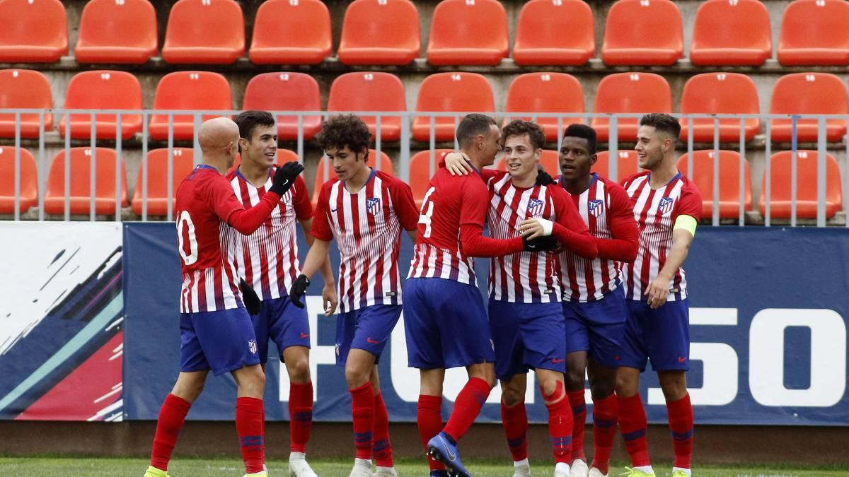 6524a52e19749 Los juveniles también quieren demostrar al Madrid que les dominan en Europa