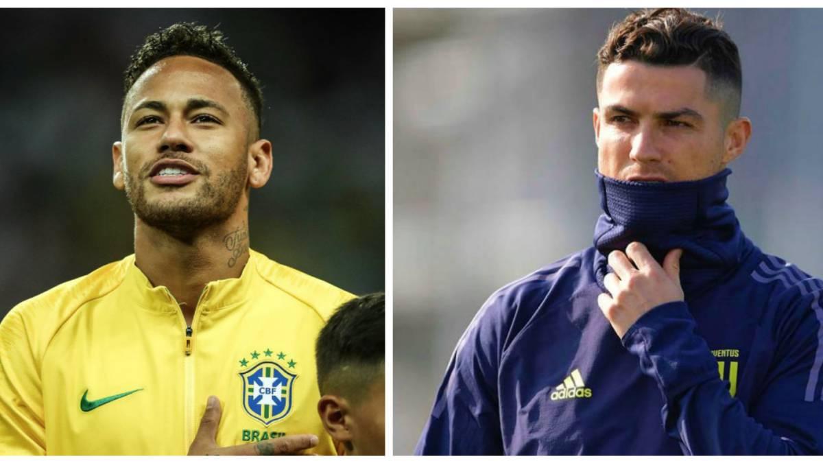 Neymar y Cristiano se han tenido que enfrentar a acusaciones de violación.