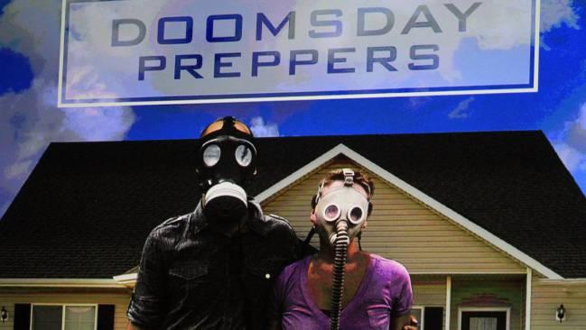 """Una imagen del reality """"Doomsday Preppers""""."""