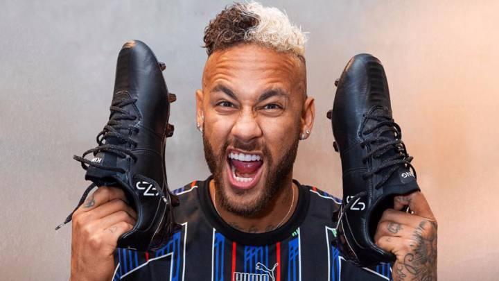 Neymar Jr. ya es parte de la familia de Puma.