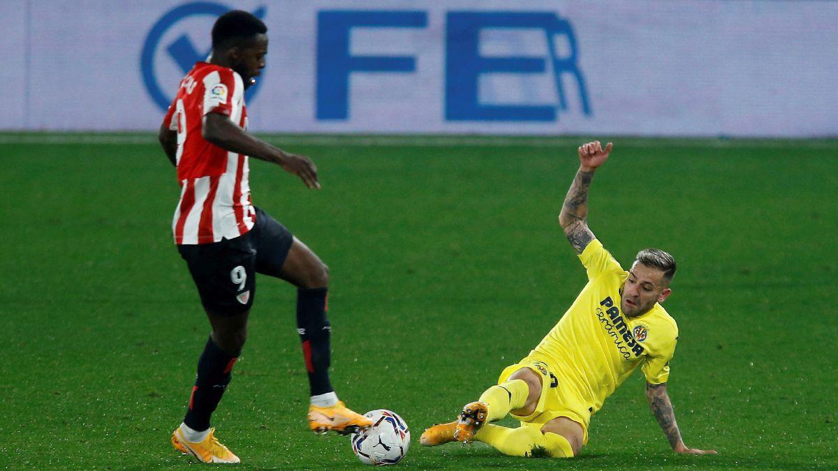 La espera del gol atormenta a Iñaki Williams