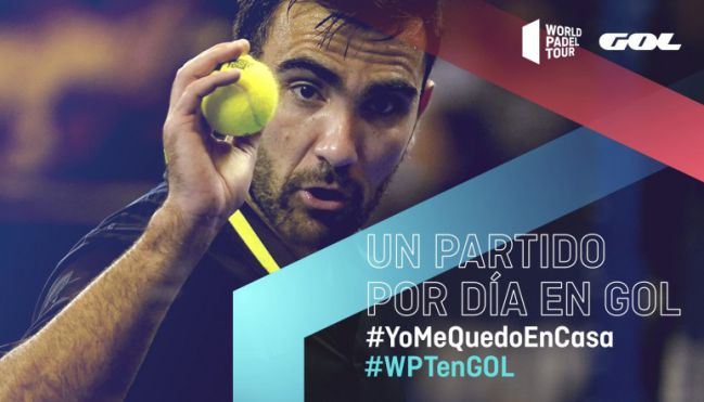 The World Padel Tour proposal through the 'GOL' chain.