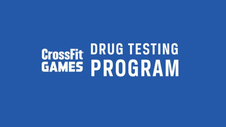 doping test crossfit