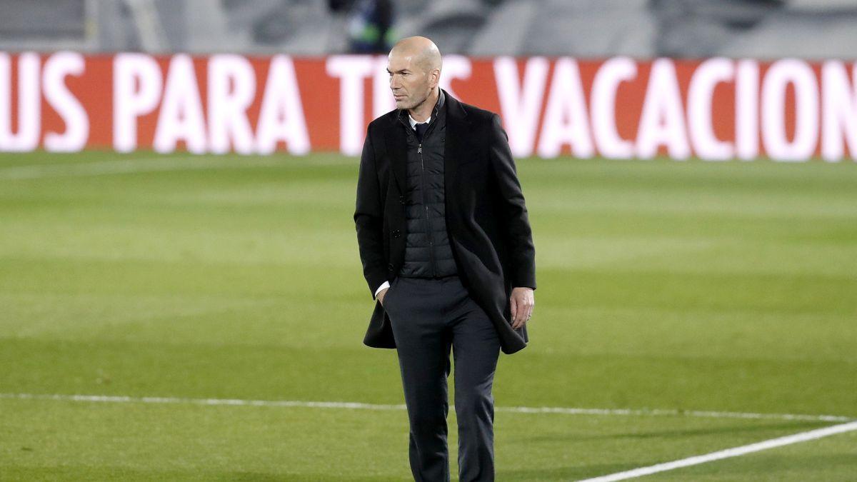 El enredo de Zidane