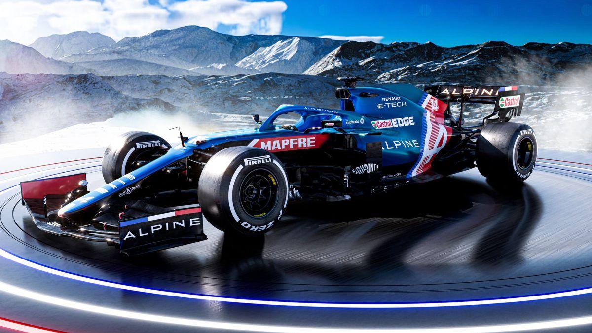 Alonso y los recuerdos en azul