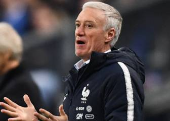 Deschamps no se fía de Perú