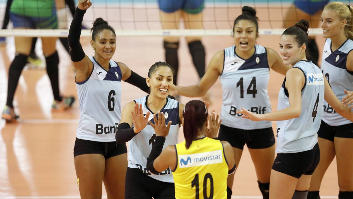 Playoffs voley: Regatas sigue firme; San Martín ganó a Cristal