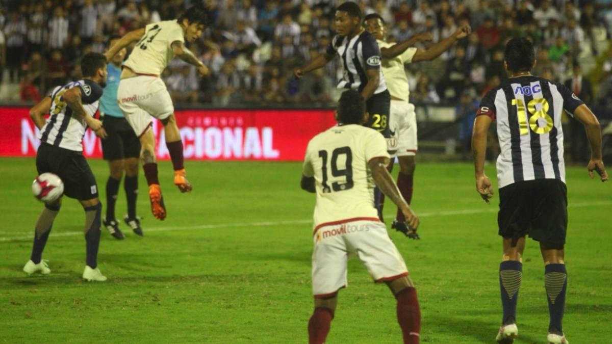 Alianza Lima 2-0 Universitario  goles d6791c6c605b7