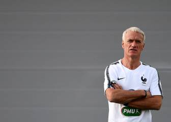 Deschamps, sobre Perú: