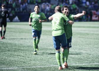 Ruidíaz vuelve a anotar y Sounders sigue intratable