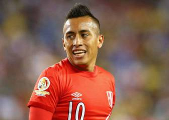 Qué se encontraría Cueva en Independiente y en la Superliga