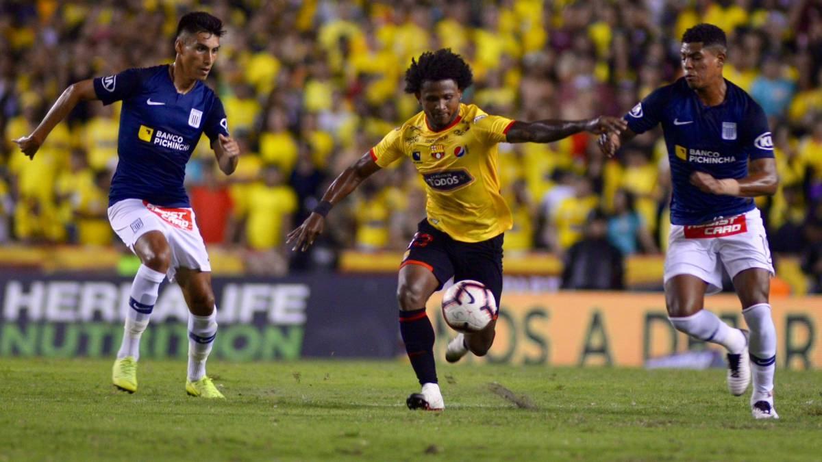 cf5771ffa3e9 Barcelona 2-1 Alianza Lima  resumen