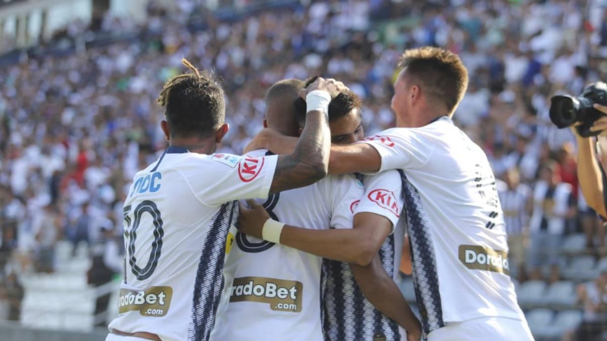 3fc89efbeb8f Alianza Lima 3 - 1 César Vallejo  resumen
