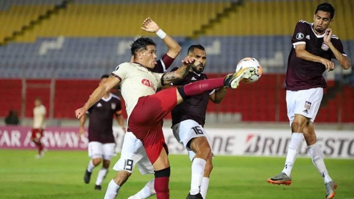 Carabobo 1 Universitario 1 - Copa Libertadores 2020 (Primera Fase - Ida) - Vídeo 1579638534_388423_1579651507_noticia_normal