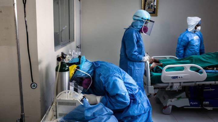 Coronavirus en Perú: ¿cuándo se llegará a los picos de casos y ...
