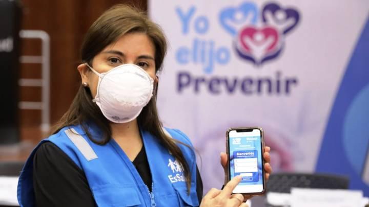 Hoy se realiza la primera Encuesta Nacional COVID-19 - AS Perú