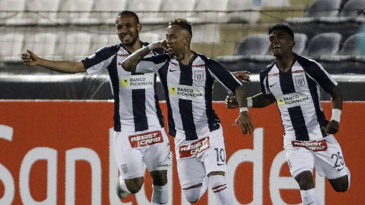 Alianza Lima Estudiantes De Mérida En Vivo Copa Libertadores En Directo Hoy As Perú