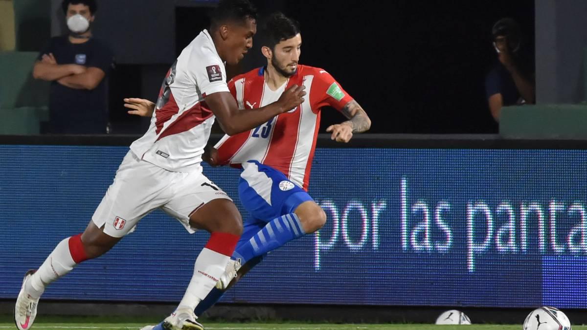 Paraguay 2 2 Peru Goles Resumen Y Resultado As Peru