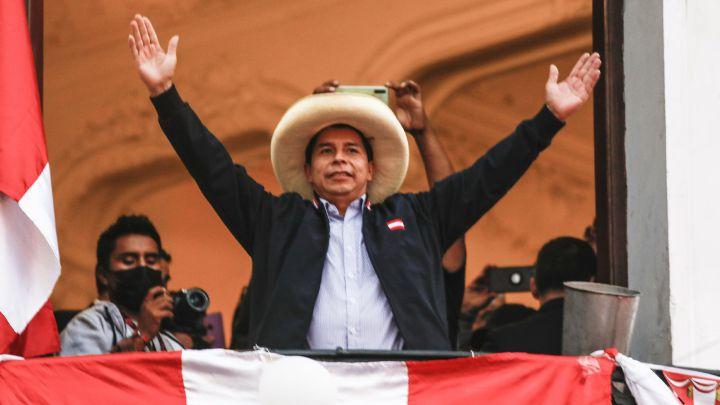El motivo que alega Pedro Castillo para no participar en movilizaciones y  el futuro del Perú - AS Perú