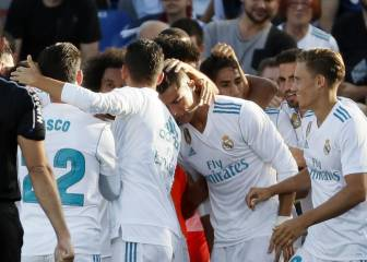 Ronaldo rescues under-par Madrid in the Coliseum