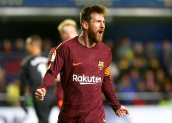 Barca remain unbeaten in LaLiga with win over Villarreal