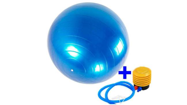 Fitball con inflador