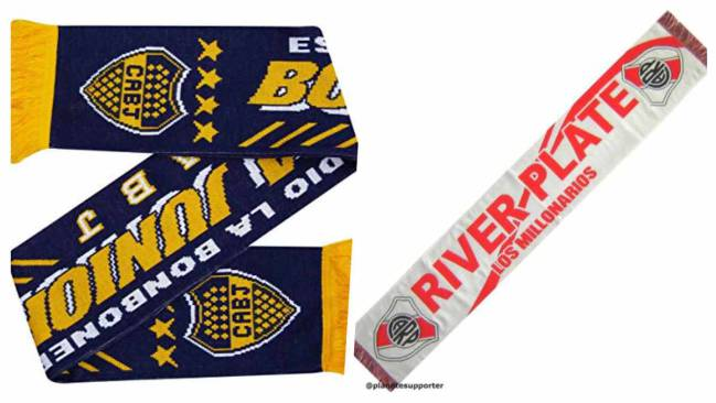 productos boca juniors river plate