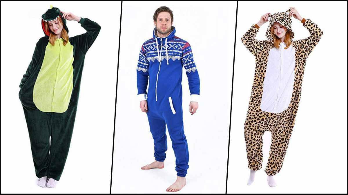 Pijamas originales, divertidos y calentitos para pasar el invierno 22236337ee
